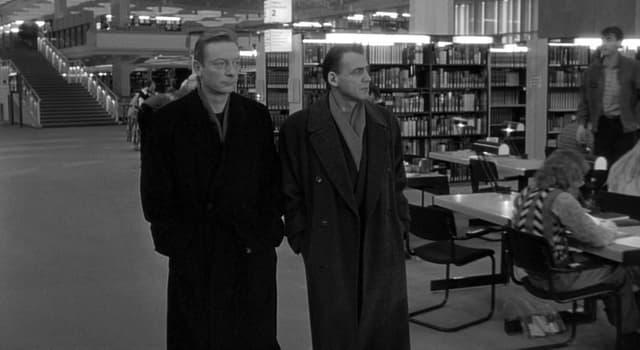 """Film & Fernsehen Wissensfrage: Welcher Film war ein Remake des 1987er Films """"Der Himmel über Berlin""""?"""