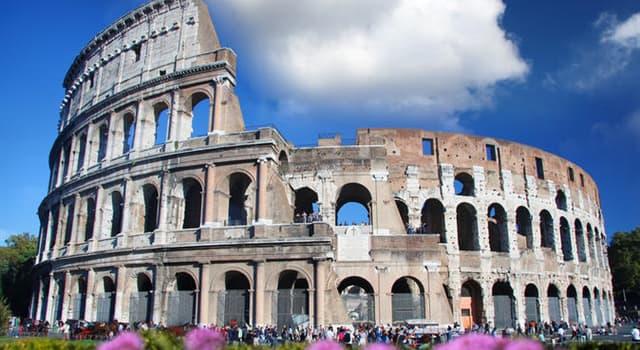 Geographie Wissensfrage: Welcher große Fluss fließt durch Rom?