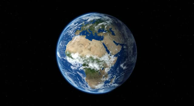 Geographie Wissensfrage: Welcher Kontinent war der letzte, der entdeckt wurde?