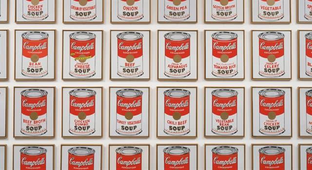 Kultur Wissensfrage: Welcher Künstler ist bekannt für seine Arbeit mit Campbells Dosensuppe?