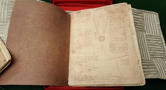 Kultur Wissensfrage: Welcher Künstler schrieb seine Notizen in Spiegelschrift?