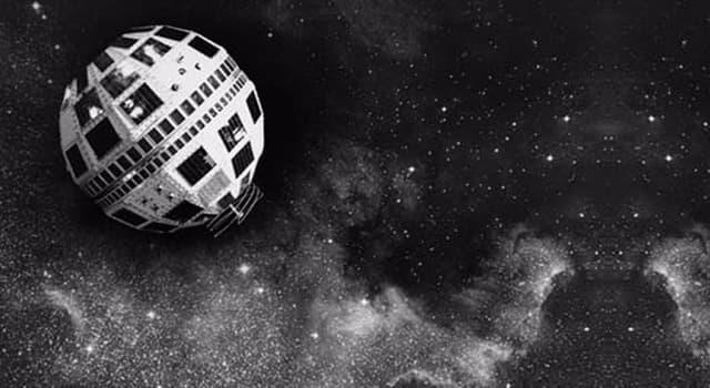 Wissenschaft Wissensfrage: Welcher Satellit hat 1962 erfolgreich Fernsehsignale über den Atlantik übertragen?