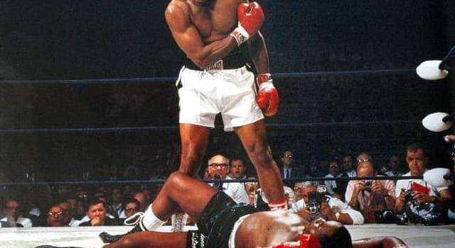 Sport Wissensfrage: Welcher Schwergewichtsboxer zog sich ungeschlagen zurück, gekoppelt mit den meisten Profisiegen?
