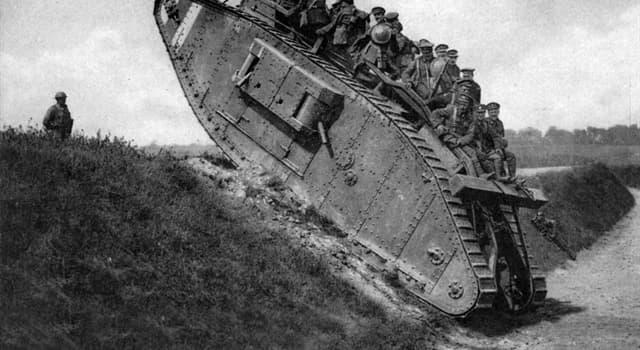 Geschichte Wissensfrage: Welches Ereignis führte zum Ausbruch des Ersten Weltkriegs?