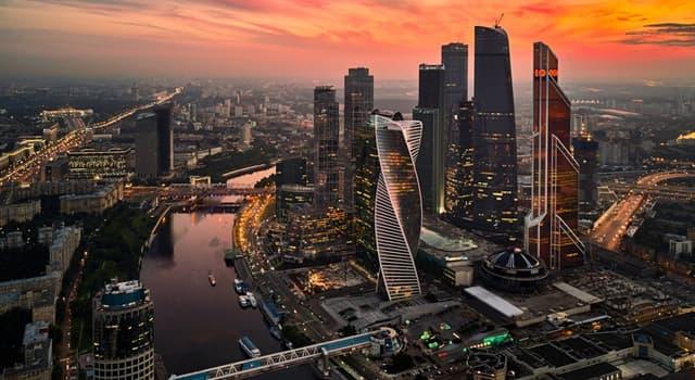 Kultur Wissensfrage: Welches Gebäude in Moskau wurde ab Ende des 15. Jahrhunderts als Zitadelle errichtet?
