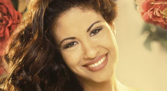 Kultur Wissensfrage: Wer hat die Tejano-Sängerin Selena Quintanilla-Pérez am 31. März 1995 ermordet?