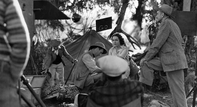 """Film & Fernsehen Wissensfrage: Wer hatte die männliche Hauptrolle im Film """"Tarzan der Affenmensch"""" (1932)?"""