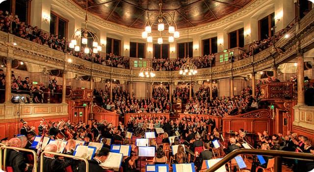 Kultur Wissensfrage: Wer ist nicht festes Mitglied in einem modernen Orchester?