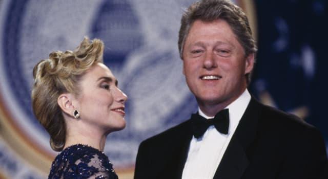 "Geschichte Wissensfrage: Wer las bei Bill Clintons erster Amsteinführung das Gedicht ""On the Pulse of Morning""?"