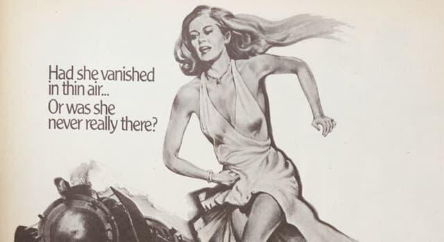 """Film & Fernsehen Wissensfrage: Wer spielte die Rolle von Miss Froy im Film """"Die tödliche Botschaft"""" (1979)"""