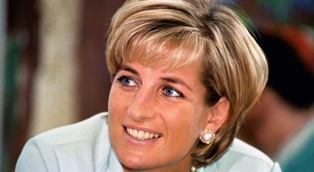 Geschichte Wissensfrage: Wer war am Todestag von Diana, Prinzessin von Wales, Premierminister von Großbritannien?