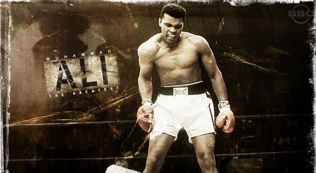 Sport Wissensfrage: Wer war der erste Boxer, der Muhammad Ali in einem Profikampf besiegt hat?
