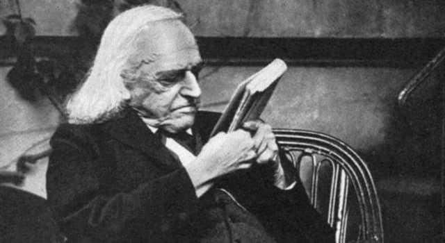 Geschichte Wissensfrage: Wer war der erste deutsche Nobelpreisträger für Literatur ?