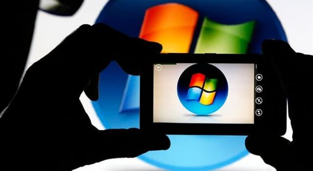 Gesellschaft Wissensfrage: Wer war der erste Präsident der Microsoft Corporation?