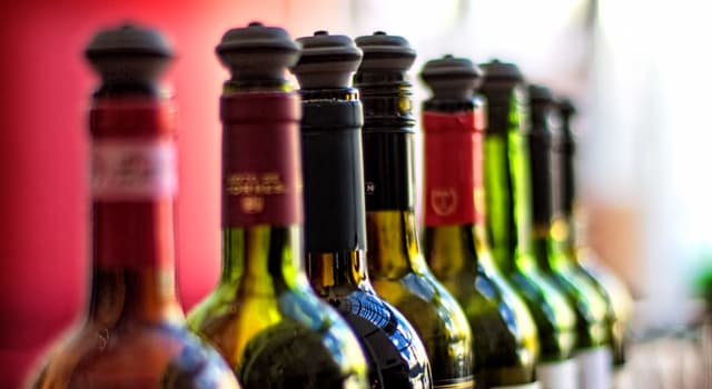Culture Trivia Question: What color is the French wine Beaujolais?