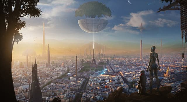 Society Trivia Question: What is an imagined community that possesses perfect qualities for its citizens?