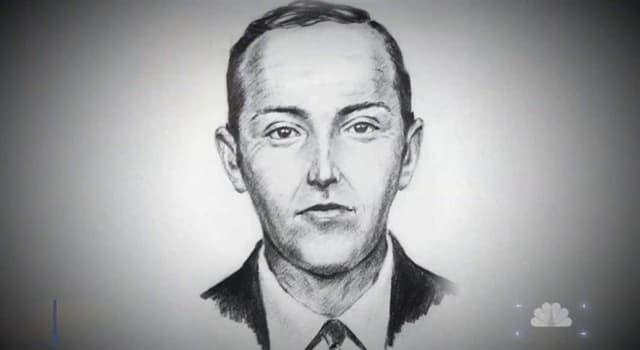 Society Trivia Question: What is D. B. Cooper famous for?