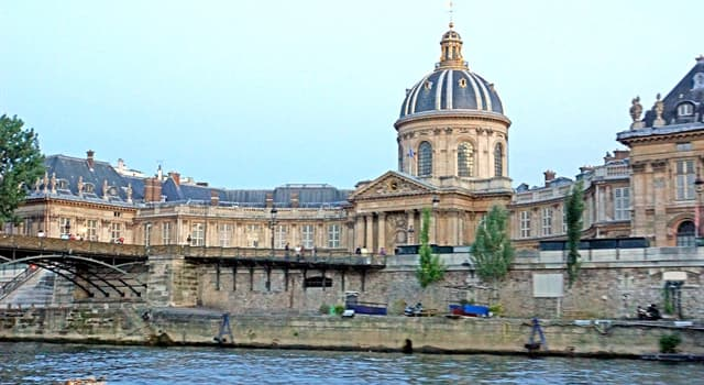 Culture Trivia Question: What is France also known as?