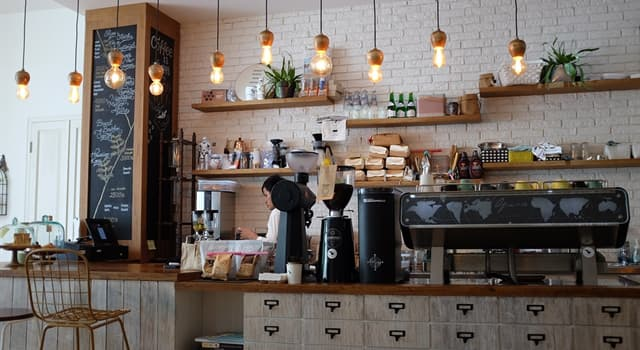 """Movies & TV Trivia Question: What's the name of the coffee shop used by the characters of the American TV series """"Friends""""?"""
