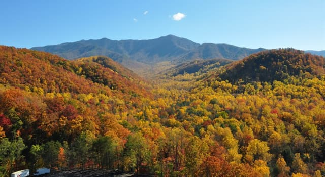 Geography Trivia Question: What two states borders are found at  Newfound Gap along the Appalachian Trail?