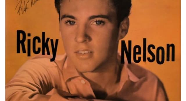 Movies & TV Trivia Question: What was Ricky Nelson's first album to go to #1 on the Billboard chart?