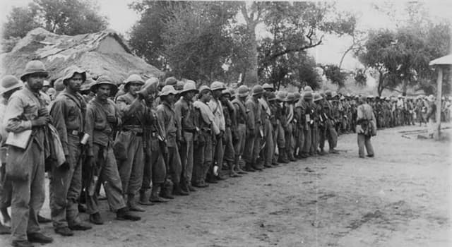 History Trivia Question: What was the bloodiest war in South America in the 20th Century?