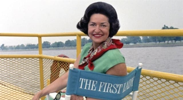 History Trivia Question: What was the original first name of the US First Lady known as Lady Bird Johnson?