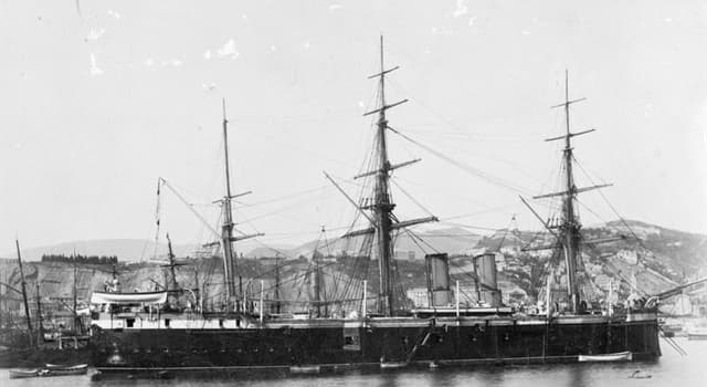 History Trivia Question: What were Royal Navy ships required to provide by law when entering the Port of London?