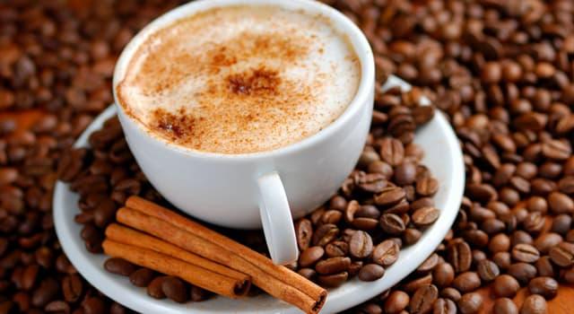 Culture Trivia Question: Where did cappuccino originate?