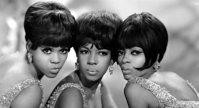 Culture Trivia Question: Where did Diana Ross and The Supremes perform their farewell live concert together?