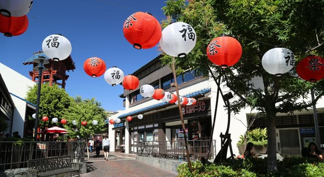 Geography Trivia Question: Where in the US is Little Tokyo located?