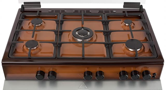 History Trivia Question: Where were the first gas stoves developed?