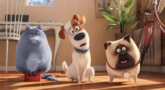 Movies & TV Trivia Question: Which American cartoon is shown below?
