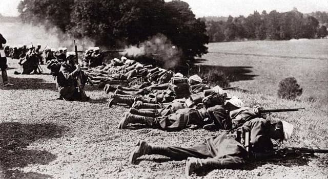 History Trivia Question: Which battle marked the Germans first major defeat during World War I?