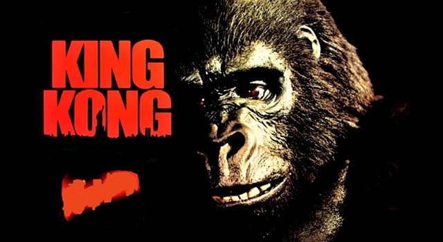 """Movies & TV Trivia Question: Which British novelist worked on the screen play for the 1933 film """"King Kong""""?"""