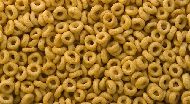 Society Trivia Question: Which café situated in London serves more than 100 varieties of cereals?