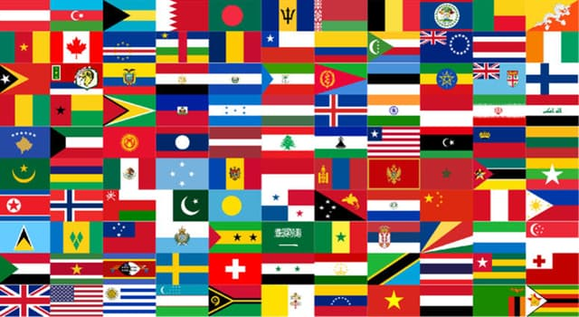 Geography Trivia Question: Which country has a flag with a single five-pointed yellow star on a red background?