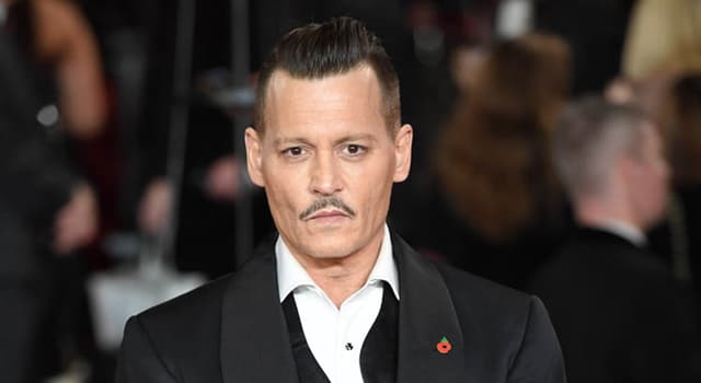 Movies & TV Trivia Question: Which film was Johnny Depp's first starring role as the title character?