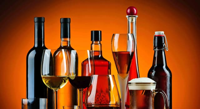 Science Trivia Question: Which is a measure of how much alcohol is contained in a given volume of an alcoholic drink?