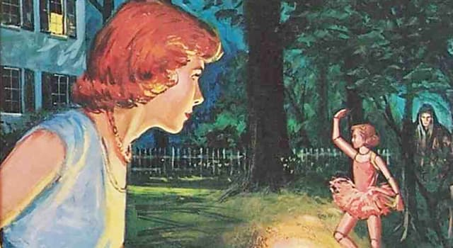 Culture Trivia Question: Who penned the 'Nancy Drew Mystery' book series?