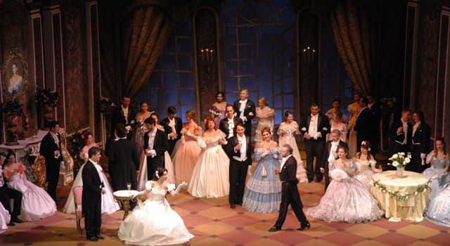 """Culture Trivia Question: Which novel by Alexandre Dumas (son) formed the basis of the opera """"La Traviata""""?"""