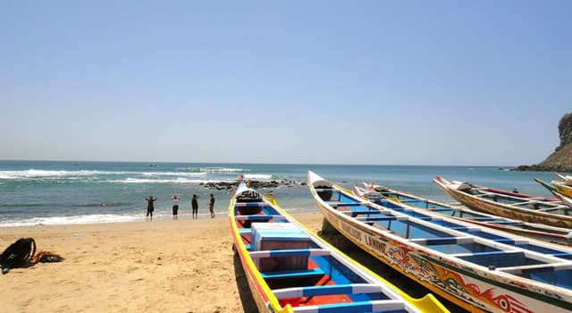 Geography Trivia Question: What is the capital of Senegal?