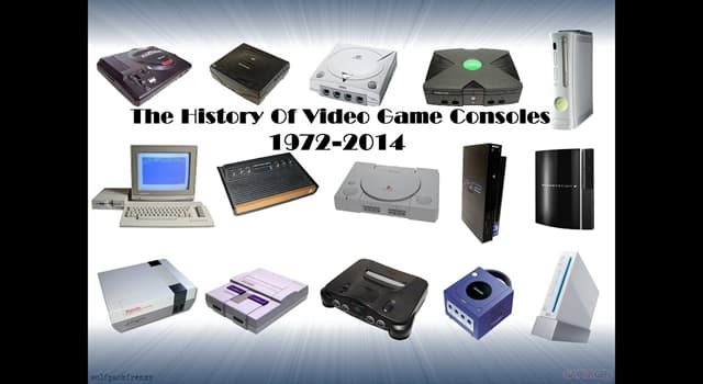 Culture Trivia Question: Which of these was the first commercial home video game console?