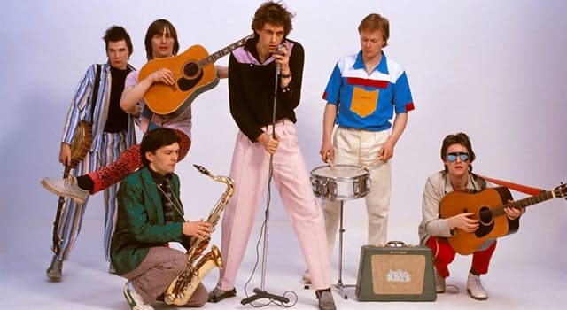 Culture Trivia Question: Which Boomtown Rats song was about the 1979 Cleveland Elementary School shooting in San Diego?