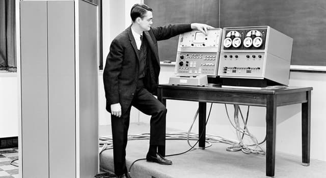 Culture Trivia Question: Which was the first personal computer sold to the public?
