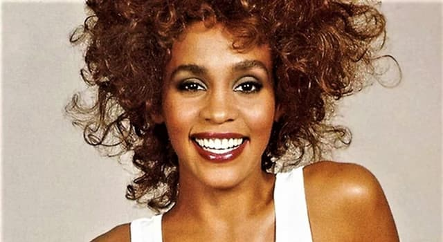 Culture Trivia Question: Whitney Houston's first chart success was a duet with which male artist?