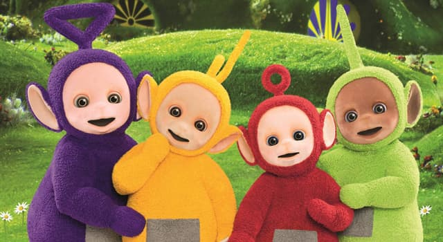 Movies & TV Trivia Question: Who are these children's characters?
