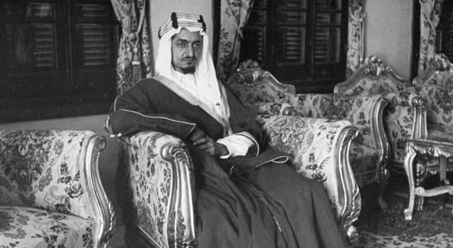 History Trivia Question: Who shot and killed King Faisal of Saudi Arabia?