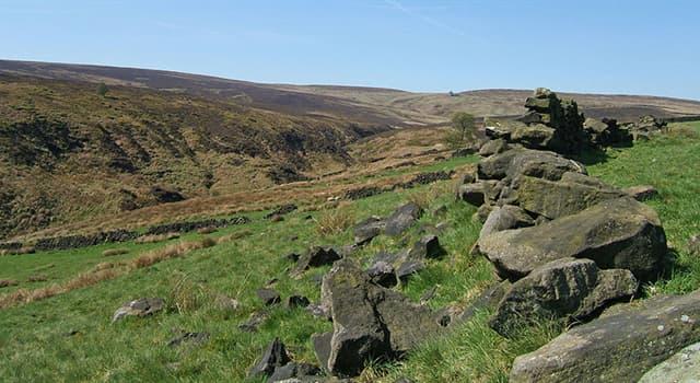 """Filmy Pytanie-Ciekawostka: """"Wichrowe Wzgórza"""" to powieść Emily Jane Brontë, której bohaterem jest Heathcliff. Jak on zginął?"""