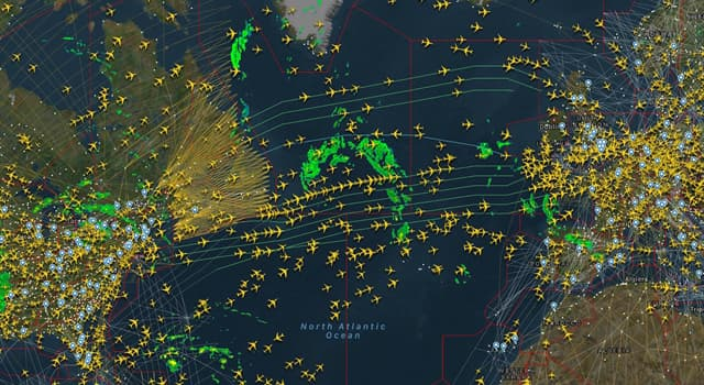 Gesellschaft Wissensfrage: Wie bezeichnet man einen Luftraum, in dem Flugbewegungen von Luftfahrzeugen verboten sind?
